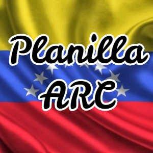 Planilla ARC