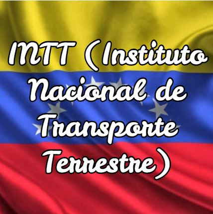 INTT (Instituto Nacional de Transporte Terrestre)