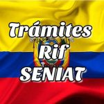 trámites y requisitos del rif seniat