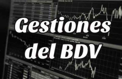 gestiones BDV